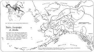 Tanana Alaska Map by Alaska Native Languages Index On Www Alaskool Org