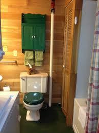 Shower With Bathtub Woodscourt Cottage