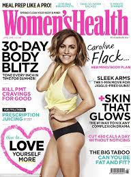 caroline flack devastated by body shaming comments as she unveils