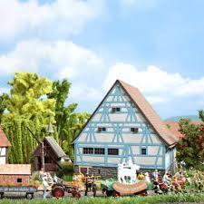 Bauernhaus Erlebniswelt Modellbahn Busch 1501 H0 Bauernhaus Aus Zaisenhausen