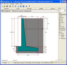 Free Basement Design Software by Free Retaining Wall Design Software Download Free Retainwall