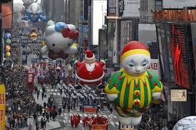 macy s thanksgiving day parade 2014 route map start time and where