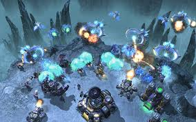 amazon com starcraft ii heart of the swarm expansion pack pc