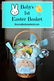 baby easter basket baby s easter basket
