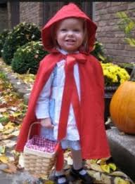 Red Riding Hood Halloween Costume Kids Kids Halloween Costume Red Riding Hood Costume