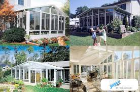 All Season Patio Enclosures Four Season Sunrooms Seattlesun Sunroom Guide Sun Rooms