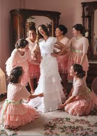 Wedding Bridesmaid Dresses Collections Bridesmaids Dainty Jewell U0027s