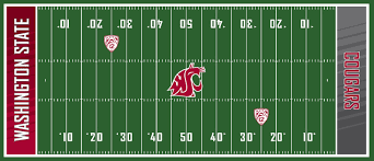 how does the new martin stadium end zone design match up to others