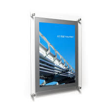 Mounting Posters Without Frames Poster Frames Poster Holders Wall Mounted Poster Displays