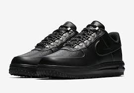 Nike Lunar nike lunar 1 duckboot low black aa1125 001 sneakerfiles