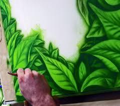 airbrush wandgestaltung airbrush dschungel dschungelbild