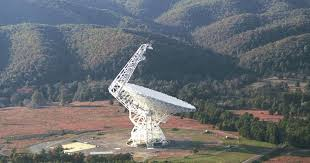 West Virginia how fast do radio waves travel images Are aliens contacting earth mysterious energy signals received jpg