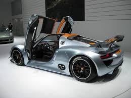Porsche 918 Concept - porsche 918 rsr concept 2011