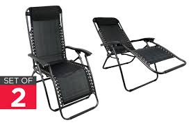 Anti Gravity Lounge Chair 2 Pack Kogan Zero Gravity Lounge Chair Kogan Com