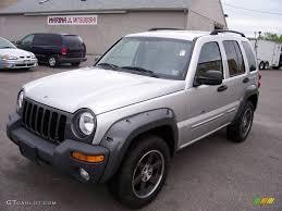 2008 jeep liberty silver 2003 bright silver metallic jeep liberty sport 4x4 10092900