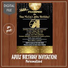 studio 54 birthday party invitation studio 54 invitation