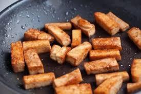 cuisiner le tofu nature tofu grillé à la sauce soja et au gingembre