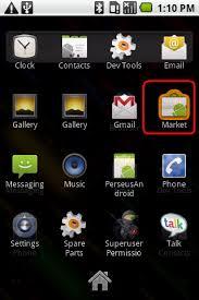 reinstalling vending apk market on android pocketmagic - Vending Apk