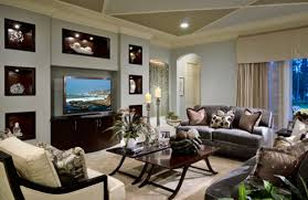 Built In Living Room Furniture Contemporary Built In Media Unit Contemporary Living Room