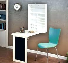 Folding Table Attached To Wall Corner Wall Desk Folding Table Mounted For Small Kitchen Shelving