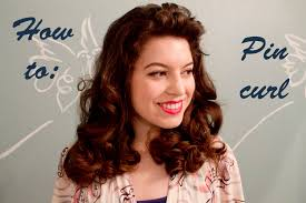 pin curl vixen vintage vintage beauty how to do pin curls