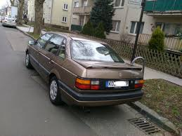 my baby a 1988 vw passat 35i b3 gl only about 93 600km on the