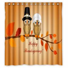 free funny thanksgiving pictures thanksgiving shower curtains promotion shop for promotional