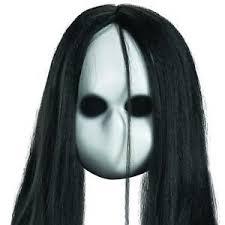 Creepy Doll Costume Creepy Doll Costume Mask Scary Baby Ghost Halloween Fancy Dress Ebay