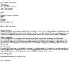 what to put in a cover letter download what to put on a cover