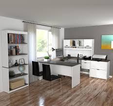 bestar innova u shaped workstation desk u shaped desks u shaped workstation kit with accessories bestar