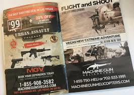 in vegas gun culture tourism thrives alongside gambling shows
