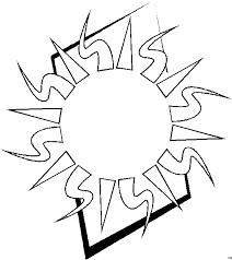 sun coloring pages 7 coloring kids