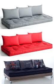 coussin pour canapé palette grand coussin pour canape gros coussin pour canapac en palette grand