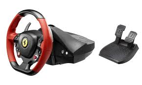 thrustmaster 458 review volant xbox one 458 spider racing wheel