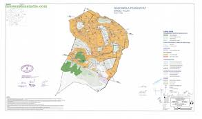 Goa Map Nachinola Bardez Regional Development Plan Map Pdf Download