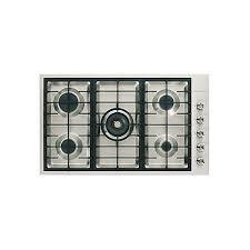 piano cottura a filo khpf 9010 i kitchenaid piano cottura da 90 cm 5 fuochi a gas inox