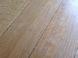 Scratched Laminate Floor Repair Fix Localized Wooden Parquet Floor Scratches Home Improvement
