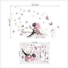 stickers pour chambre bébé fille stickers muraux chambre bebe fille maison design bahbe com