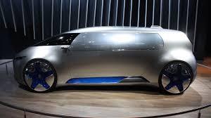 concept mercedes mercedes u0027 vision tokyo is an autonomous fuel cell future van