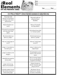 periodic table worksheet for middle color by atomic number flowers atomic number element chart and