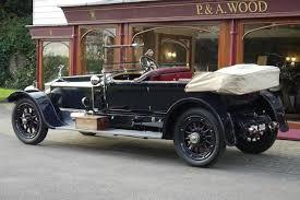 Car Upholstery Edinburgh 1912 Rolls Royce Silver Ghost London To Edinburgh Open Tourer For