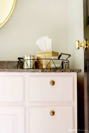 Pretty Powder Rooms Pretty In Pink Powder Room Refresh Reveal This Is Our Bliss