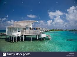 overwater bungalows at the viceroy resort and spa on vagaru island
