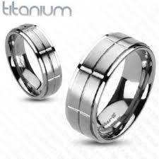 buy titanium rings images Personalized titanium rings JPG