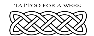 the meaning of celtic knots tattoos temporary tattoo blog