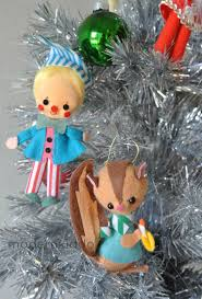 merry kitschmas my vintage ornament collection modern kiddo