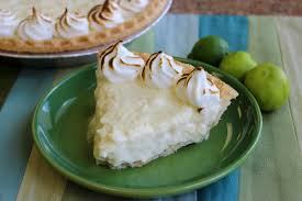 key lime green key lime rice pudding pie u2013 riceselect