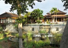 colonial style bali house in colonial style with local works digsdigs