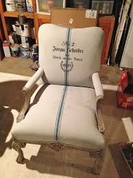 Fabric Upholstery Painting Fabric Upholstery With Annie Sloan Chalk Paint Hometalk