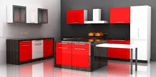 Modular Kitch Sleek Modular Kitchen India Wood Kitchen Cabinets Prefab Cabinets